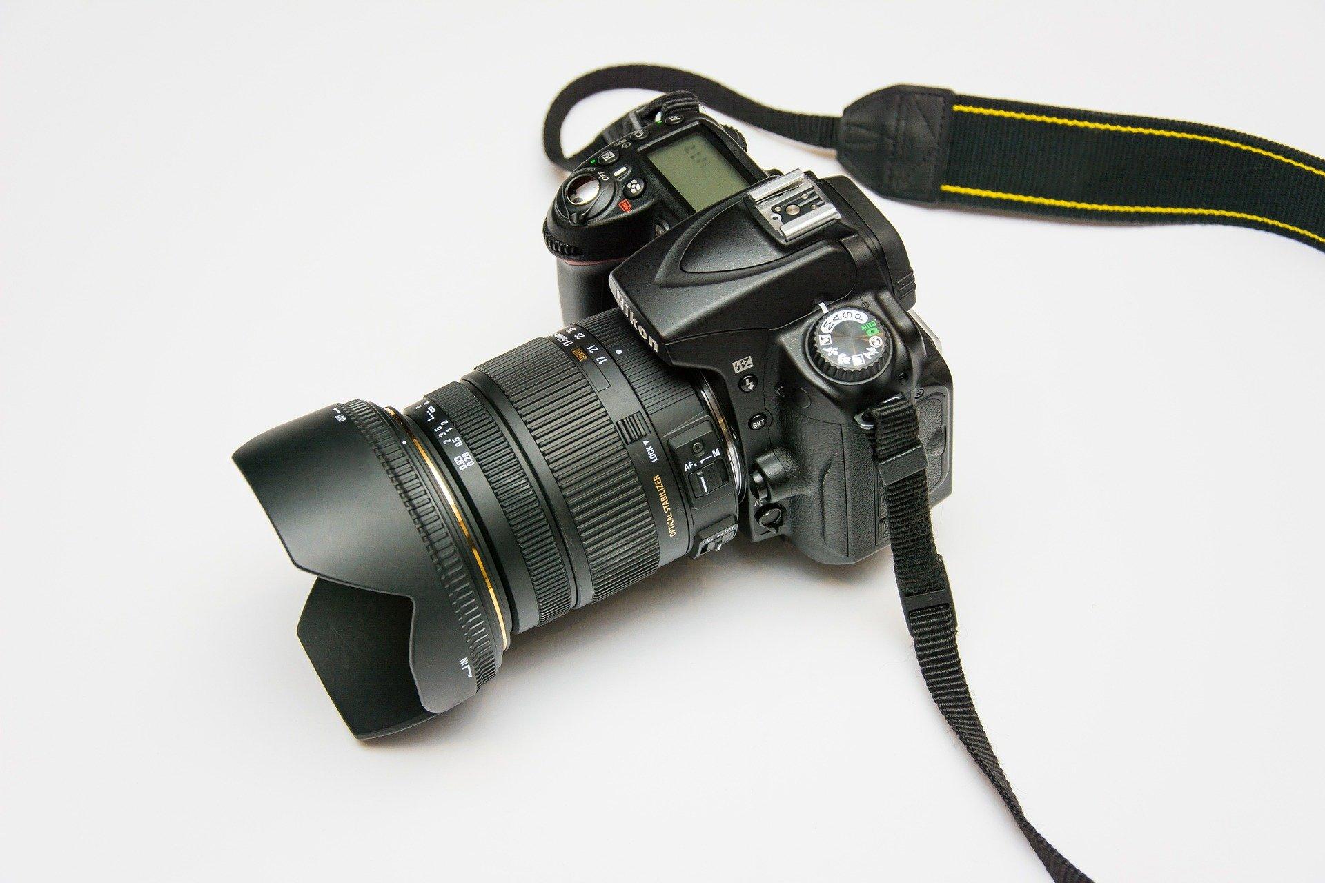 appareil reflex pro