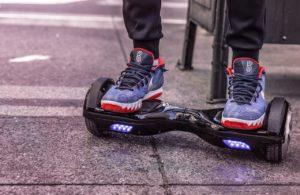 Focus sur les hoverboards qui ont plus de 20km d'autonomie