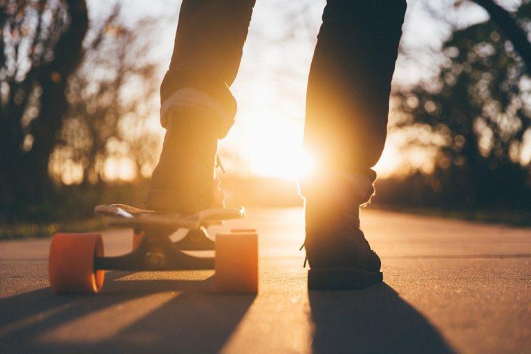 Skate électrique tout terrain