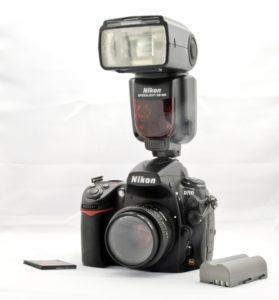Comparatif flash pour Nikon
