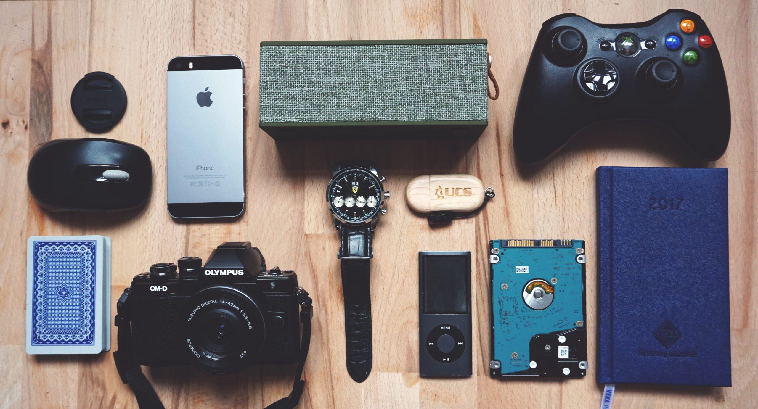 Des accessoires High-tech pour un esprit plus tranquille
