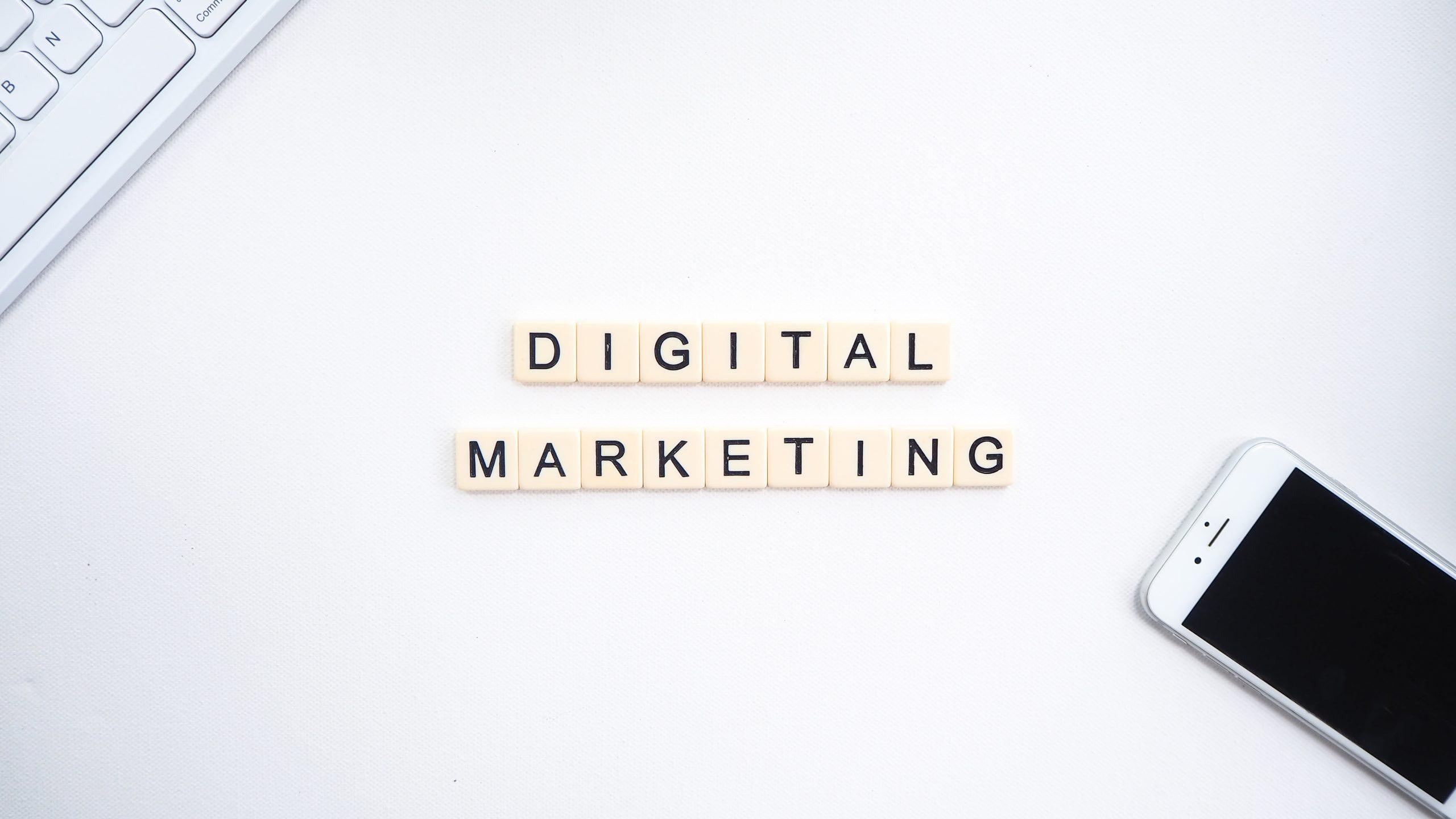 Marketing digital: tout ce qu'il faut savoir à ce sujet
